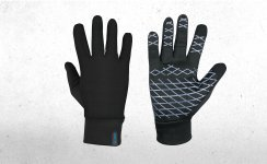 Player glove functional warm
