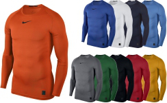 PRO COMPRESSION CREW Long Sleeve