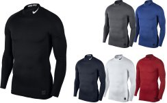 PRO COMPRESSION Mock Long Sleeve