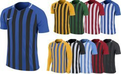 Jersey STRIPED DIVISON III
