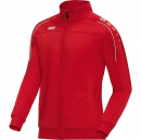 Polyesterjacke CLASSICO rot M
